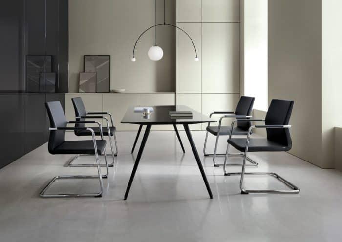 Krzesła konferencyjne AcosPro