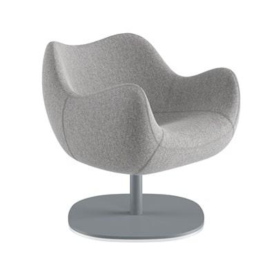 Materiałowy fotel z podnóżkiem – czy warto?