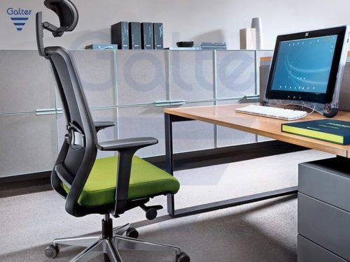 Fotele gabinetowe – meble biurowe