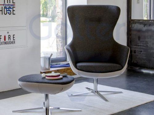 Fotele lounge – meble biurowe