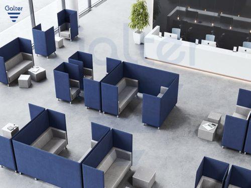 Meble biurowe – sofy gabinetowe