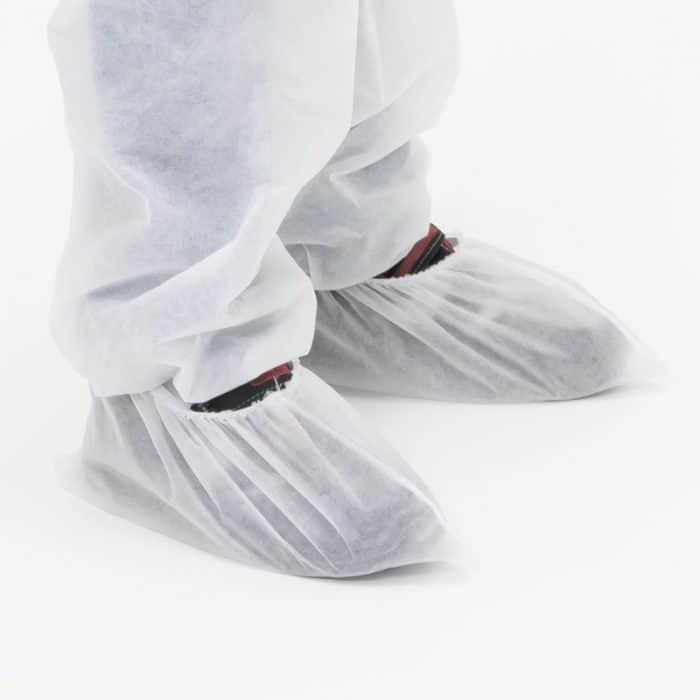 Pokrowce na buty - rozmiar uniwersalny (50 sztuk)