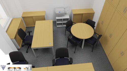 Projekt biura – jak zaaranżować wnętrze, aby spełniało oczekiwania?
