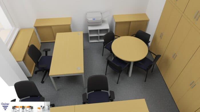 Projekt biura - jak zaaranżować wnętrze, aby spełniało oczekiwania?