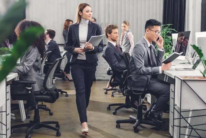 Biuro open space – jak je zaprojektować?