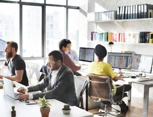 Jak urządzić małe biuro – czyli aranżacja małych przestrzeni biurowych?