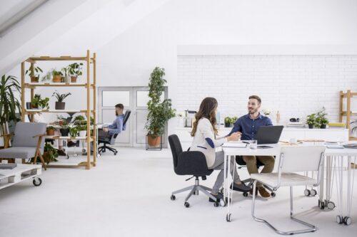 Co zrobić, aby twoi klienci czuli się komfortowo w biurze?