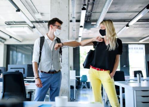 Jak przearanżować biuro w dobie nowej rzeczywistości biurowej?