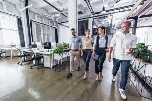 Jak na nowo przygotować biuro na powrót pracowników?